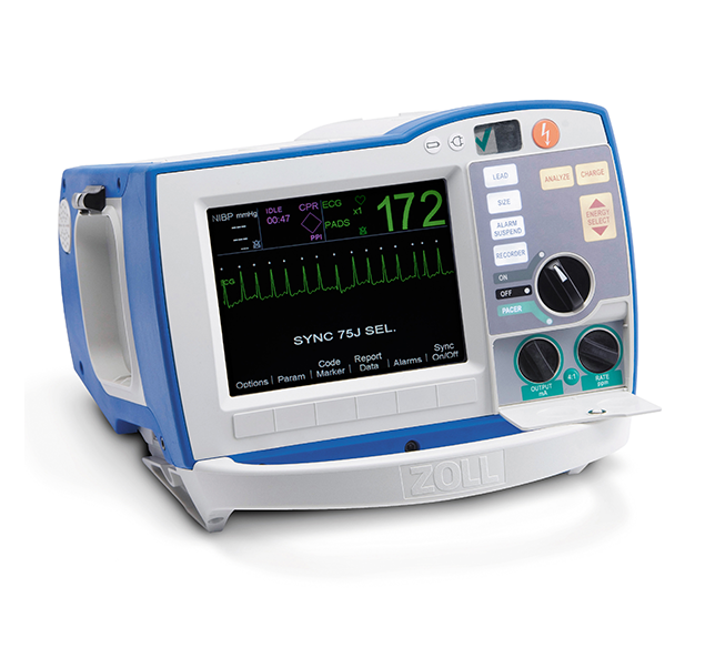 Monitor Defibrillator Devices for Acute Care