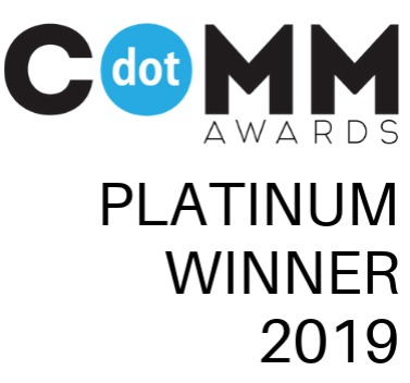HealthPRO takes home gold and platinum dotCOMM awards